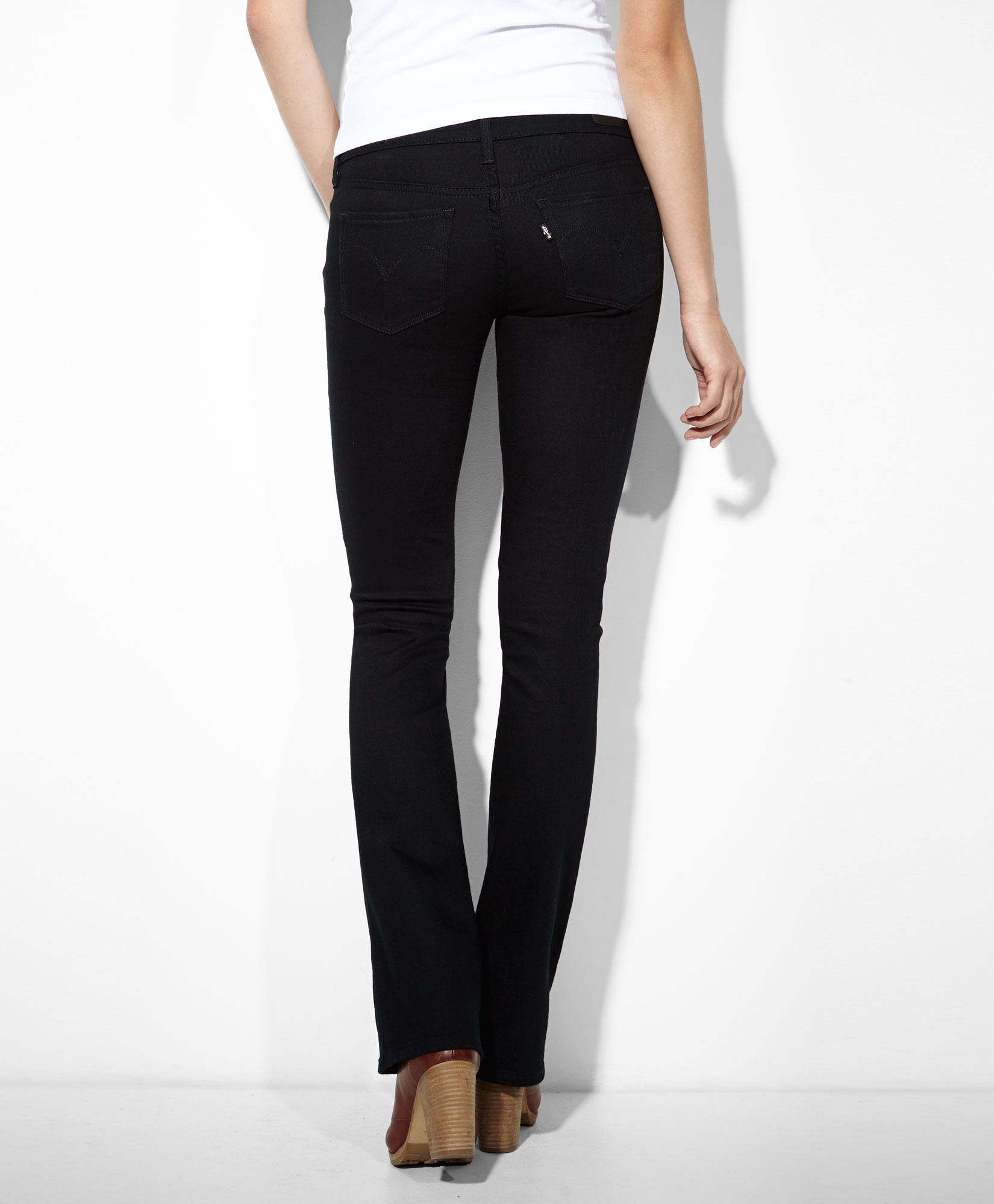 levis modern slight curve skinny boot cut jeans. Black Bedroom Furniture Sets. Home Design Ideas
